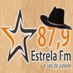 Logo da emissora Rádio Estrela 87.9 FM