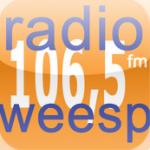 Logo da emissora Radio Weesp 106.5 FM