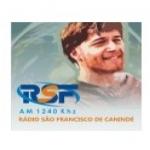 Logo da emissora R�dio S�o Francisco 1240 AM