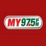 Logo da emissora Radio KVMI 97.5 FM