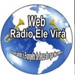 Logo da emissora Rádio Ele Virá