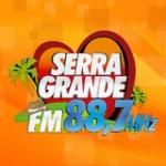 Logo da emissora R�dio Serra Grande 88.7 FM
