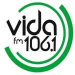 Logo da emissora Rádio Vida 106.1 FM
