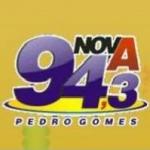 Logo da emissora Rádo Nova FM 94.3