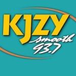 Logo da emissora Radio KJZY 93.7 FM