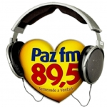 Logo da emissora R�dio Paz 89.5 FM