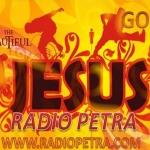 Logo da emissora Rádio Petra