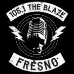 Logo da emissora Radio KKBZ 105.1 FM