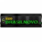 Logo da emissora Rádio Brasil Novo