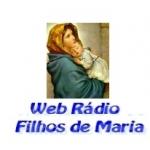 Logo da emissora Web Rádio Filhos de Maria