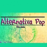 Logo da emissora Alternativa Pop