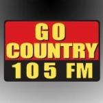 Logo da emissora Radio KKGO 105.1 FM
