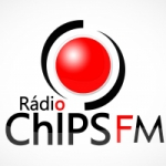 Logo da emissora Rádio Chips FM