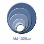 Logo da emissora Rádio Clube 1320 AM