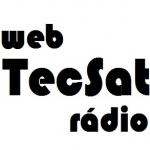 Logo da emissora R�dio Tec Sat