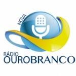 Logo da emissora Rádio Ouro Branco 1360 AM
