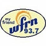 Logo da emissora Radio WFRN 93.7 FM