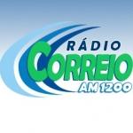 Logo da emissora Rádio Correio 1200 AM
