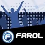 Logo da emissora R�dio Farol 90.7 FM