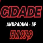 Logo da emissora R�dio Cidade 97.9 FM