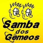 Logo da emissora Samba dos G�meos