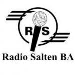 Logo da emissora Radio Salten 105.8 FM
