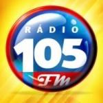 Logo da emissora R�dio Nova 105.7 FM