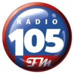 Logo da emissora Rádio Nova 105.7 FM