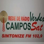 Logo da emissora R�dio Verdes Campos 102.9 FM