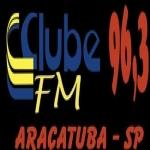Logo da emissora R�dio Clube 96.3 FM