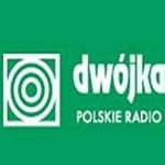 Logo da emissora Polskie Radio 2 Dwójka 104.9 FM