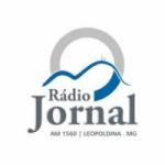 Logo da emissora Rádio Jornal 1560 AM