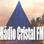 Logo da emissora R�dio Cristal 87.9 FM
