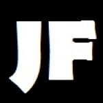 Logo da emissora Rádio JF