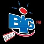 Logo da emissora Radio Big 92.5 FM