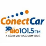 Logo da emissora Rádio ConectCar SPRIO 101.5 FM