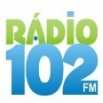 Logo da emissora R�dio 102 FM