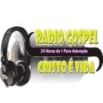 Logo da emissora R�dio Cristo � Vida