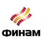 Logo da emissora Finam 96.6 FM