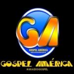 Logo da emissora Rádio Gospel América