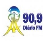 Logo da emissora Rádio Diário 90.9 FM