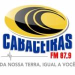 Logo da emissora Radio Cabaceiras 87.9 FM