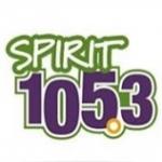 Logo da emissora Radio KCMS Spirit 105.3 FM