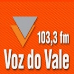 Logo da emissora R�dio Voz do Vale 103.3 FM
