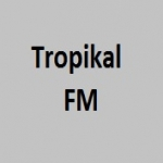 Logo da emissora Tropikal FM