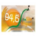 Logo da emissora R�dio S�o Miguel 94.5 FM
