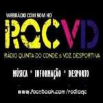 Logo da emissora R�dio Quinta do Conde