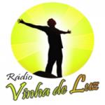 Logo da emissora A Rádio da Umbanda Vinha de Luz