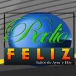 Logo da emissora Rádio Feliz