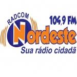Logo da emissora Rádio Nordeste 104.9 FM